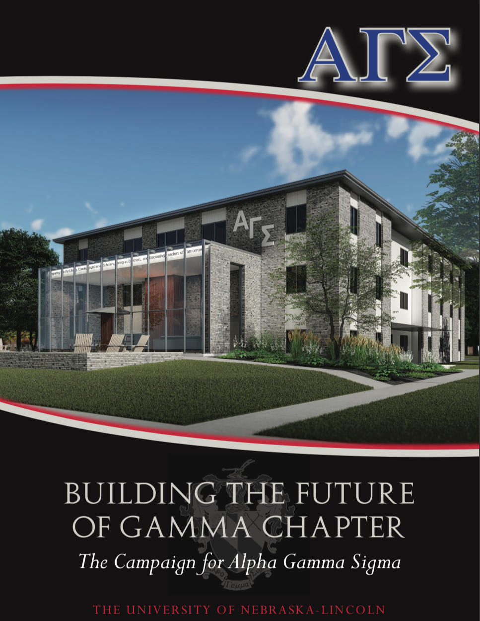 Building the Future of Gamma Chapter
