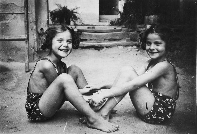 Csengeri Girls Post War