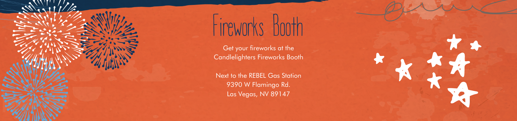Fireworks Booth