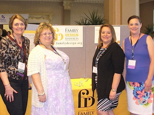 Family Design Resources representatives speak at Adoption Support and Preservation National Conference