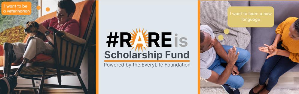 Deadline for #RAREis Scholarship Fund