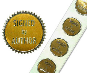 Signed By Author