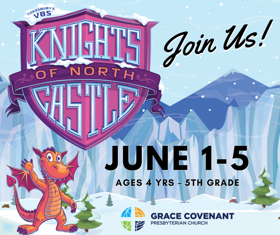 Nights of North Castle - VBS, June 1-5
