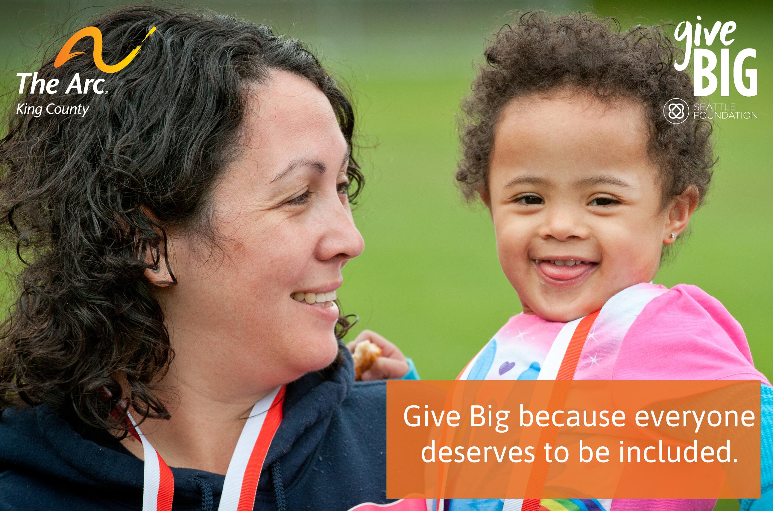 YOU helped us to raise over $7,000 on GiveBIG!!