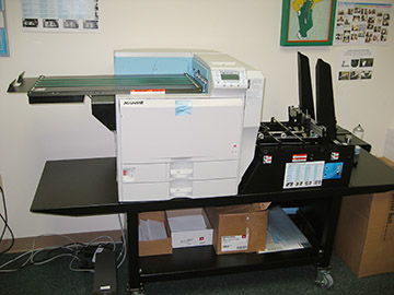 Xante Impressia Envelope Printer w/ iQueue