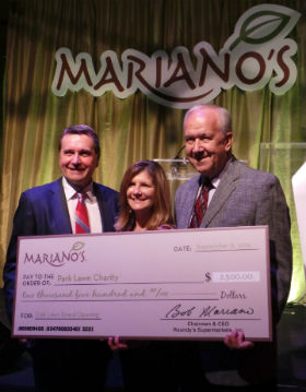 Many Thanks to Mariano's