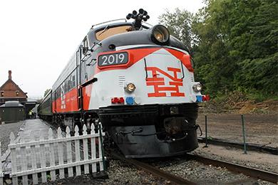 Scenic Train Ride Thomaston