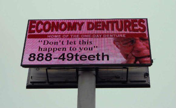 Economy Dentures