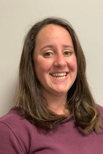 Planning Section Supervisor, Katherine Mulligan