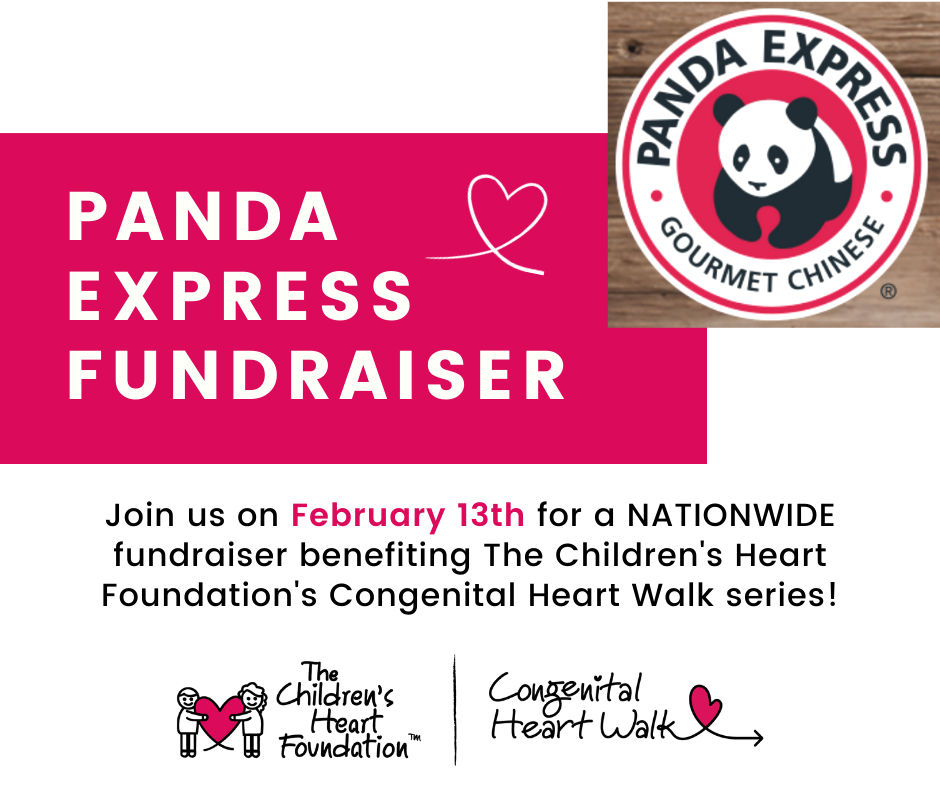 Panda Express Nationwide Fundraiser