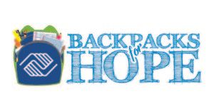 2017's Backpacks For Hope Application is here!