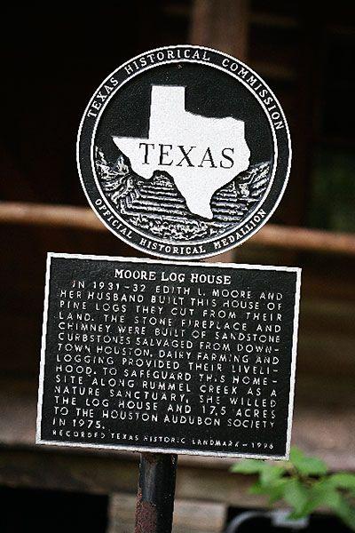 Historical Landmark Sign