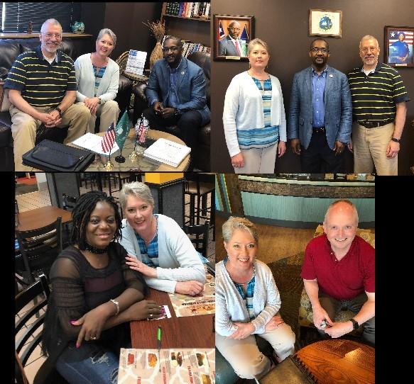 June 6th 2019 Meetings