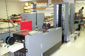 Duplo 4000 Collater/Booklet Maker