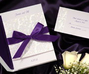 Wedding Invitations and Accessories