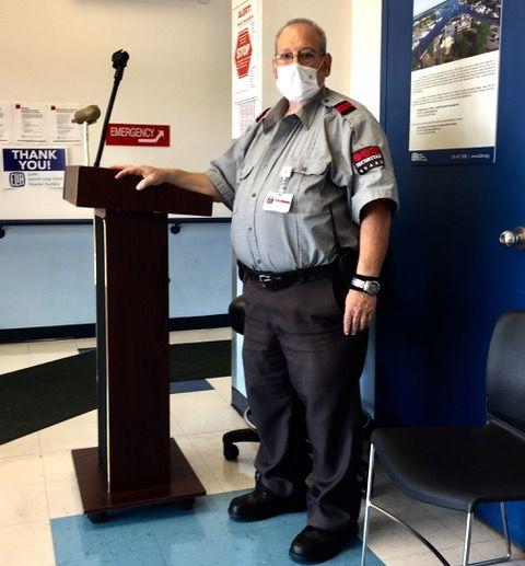 Mark Luftig, Eastern Long Island Hospital