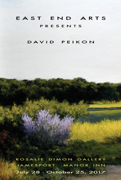 Rosalie Dimon Gallery ARTIST'S RECEPTION: David Peikon