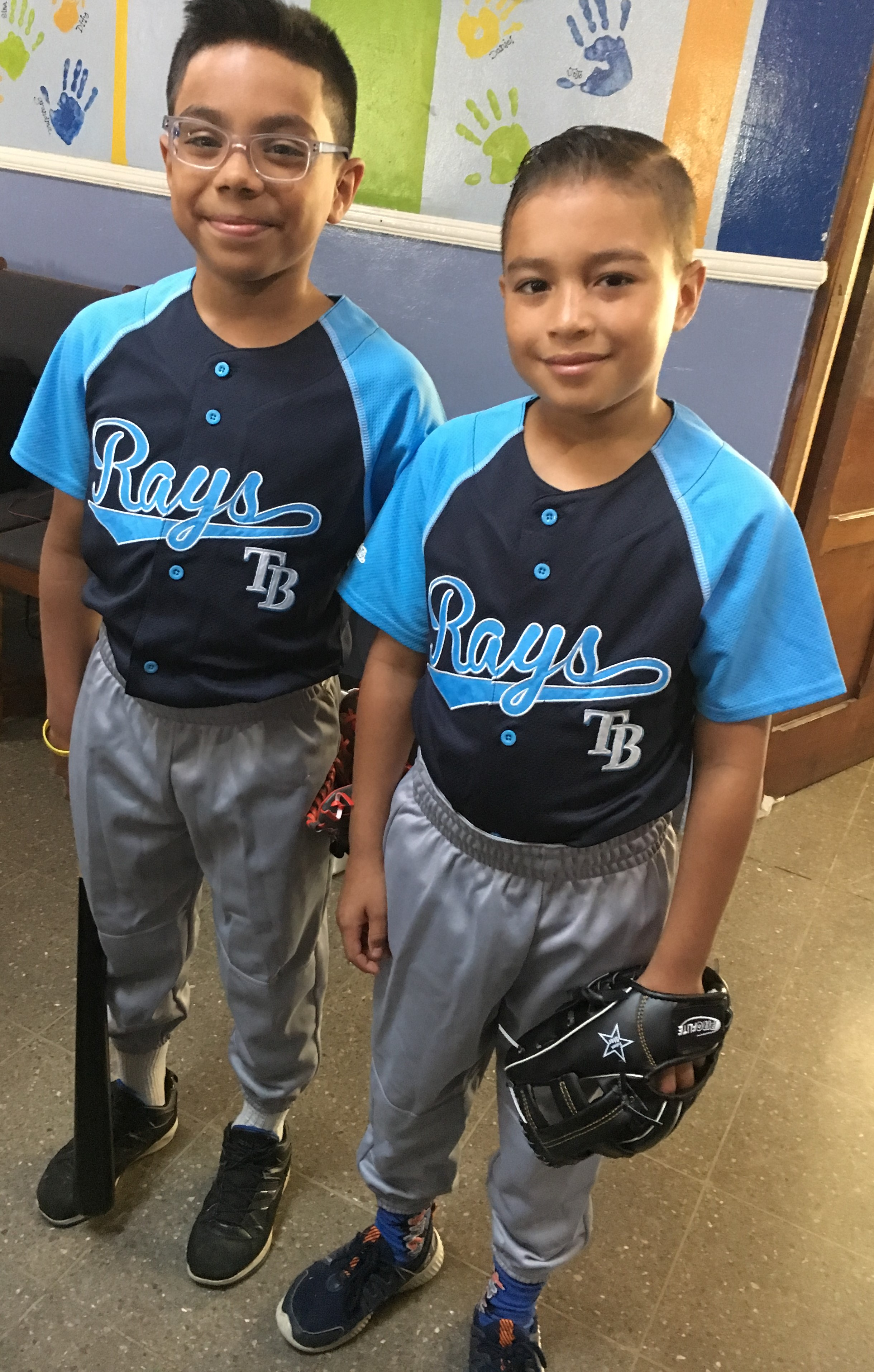 Future Baseball Players ??