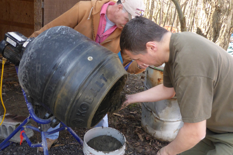 3.) Bullfrog Eagle Scout Project