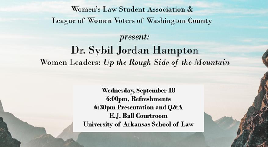 Dr. Sybil Jordan Hampton