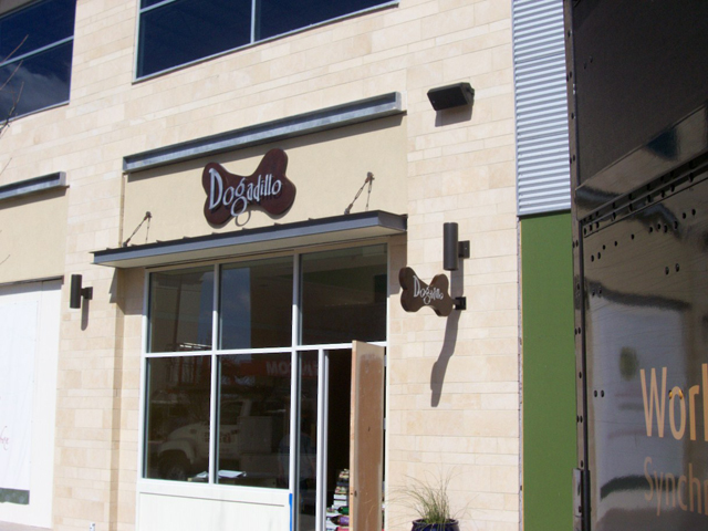 Dogadillo Exterior- Manufacture & Installation