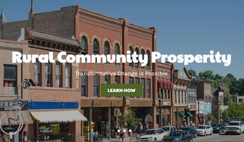 Rural Community Prosperity Development Framework