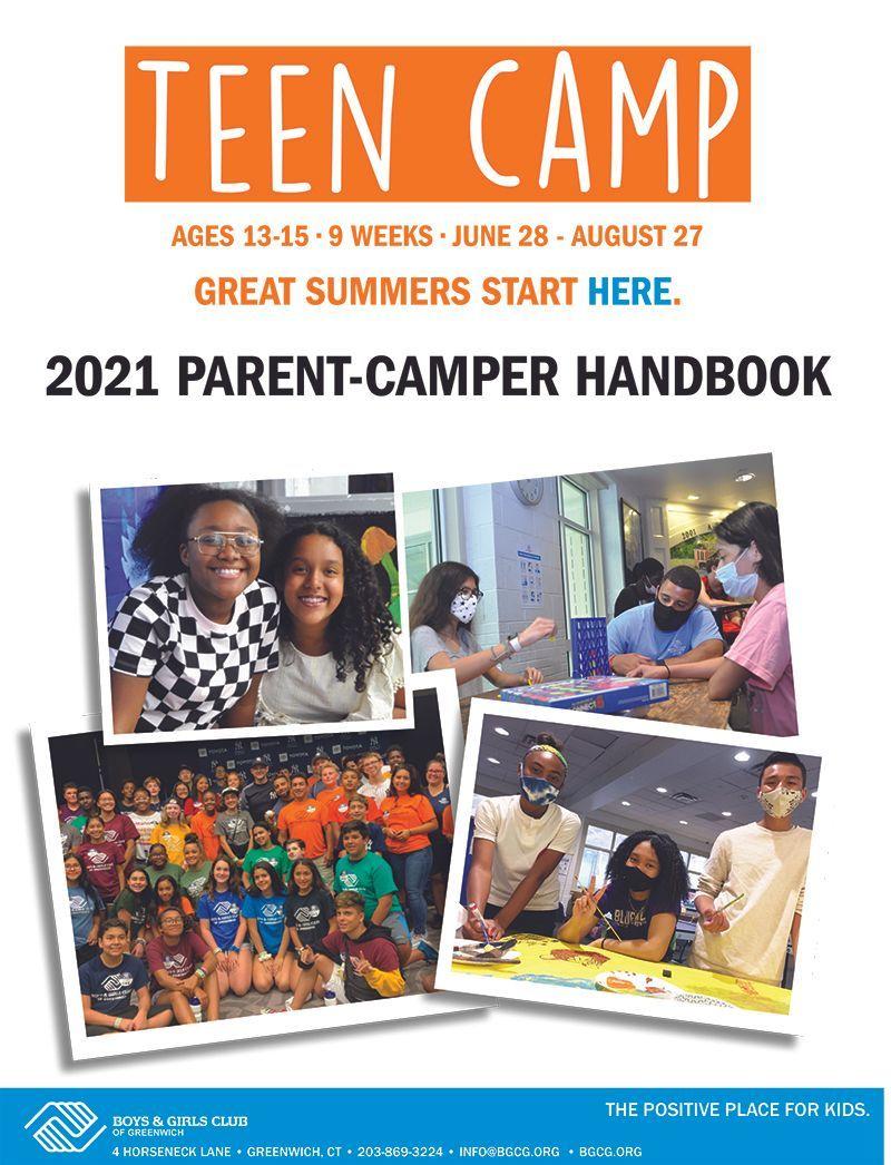 Teen Camp Handbook
