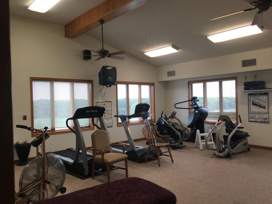 Gold Crest Retirement Center makes wellness a way of life