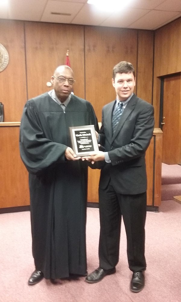 Legal Aid Thanks Circuit Judge Mitchell