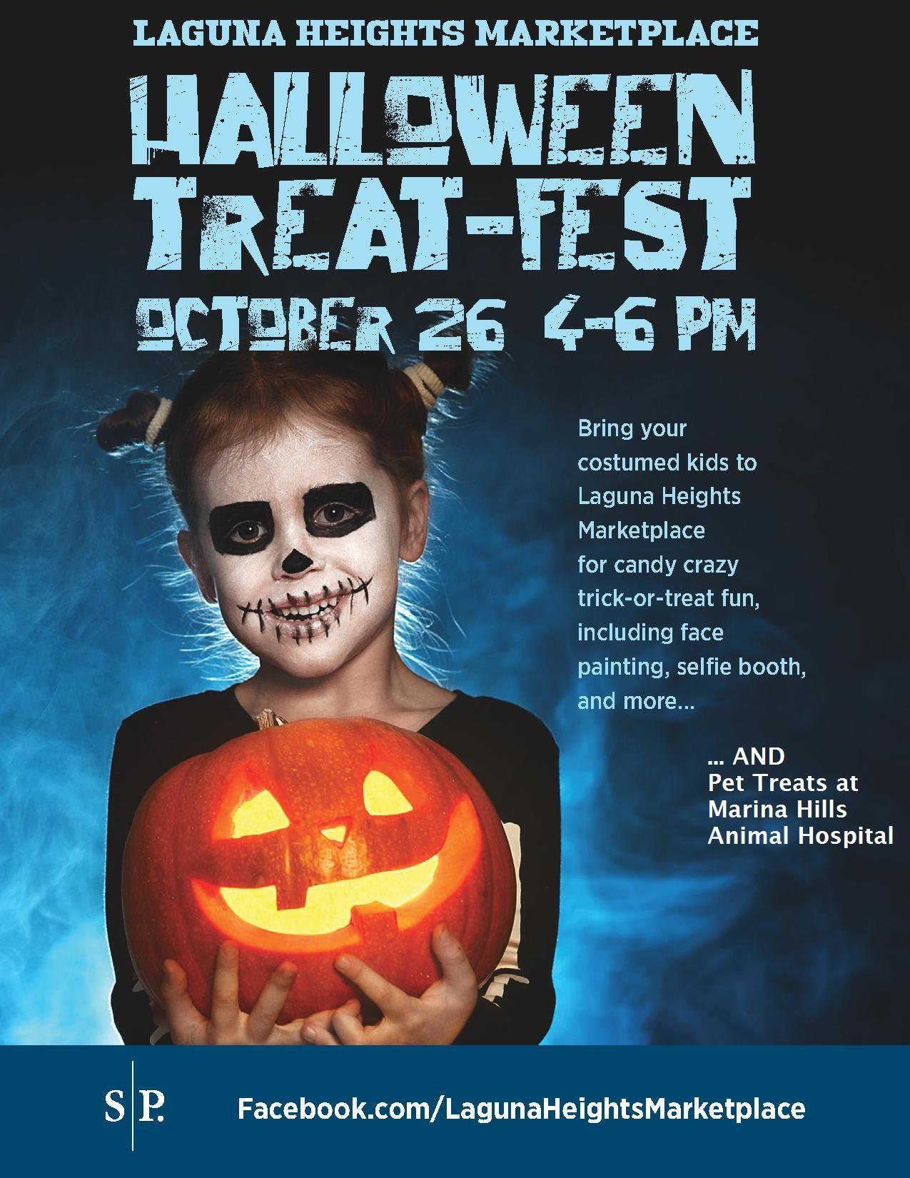 Halloween Treat Fest