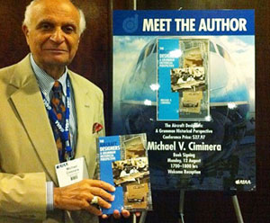 The Aircraft Designers: A Grumman Historical Perspective - Free Lecture & Book Signing