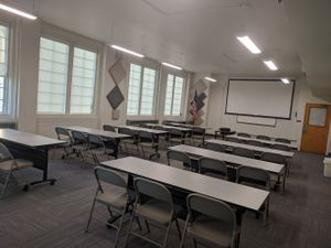 Conf. Room (Classroom Style)