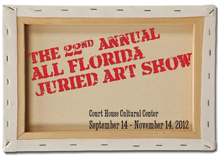 22nd Annual All Florida Juried Art Show