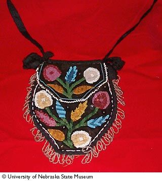 Woodland Iroquois pouch