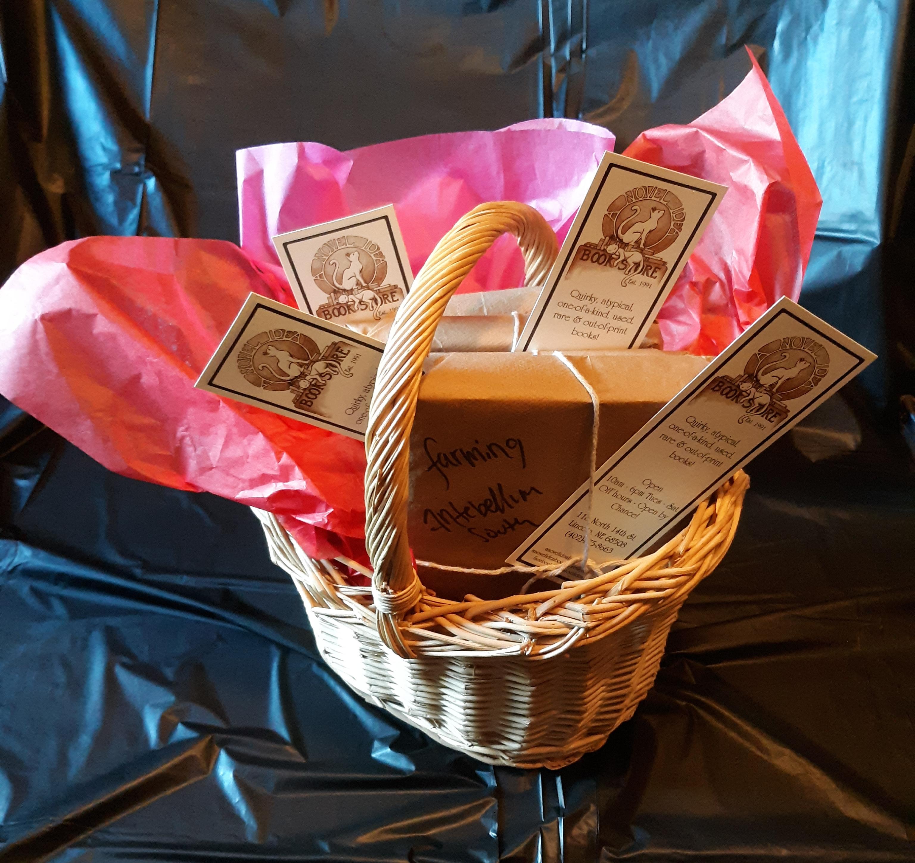 Basket #9 - Blind Date Books