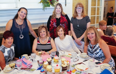 Southern Ladies Luncheon: Charming Atlanta Spring Party