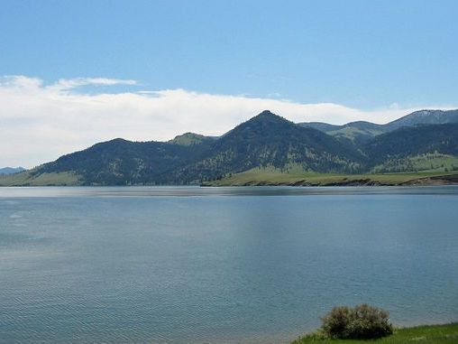 Holter Lake