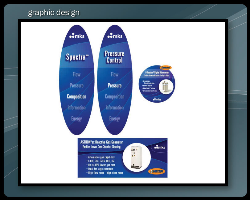 EXHIBIT GRAPHIC DESIGN