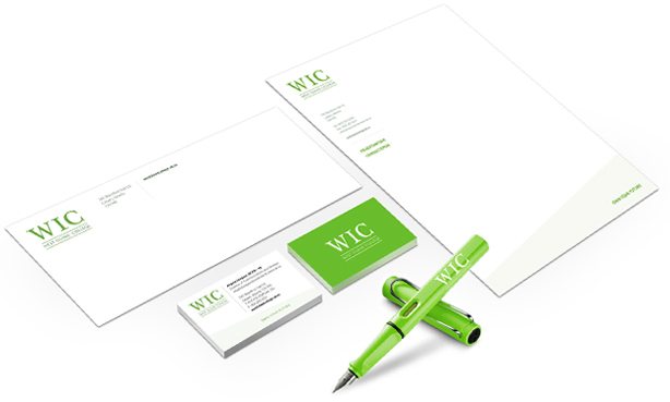 Stationary business card letterhead envelope alberta printing stationery printing calgary reheart Images