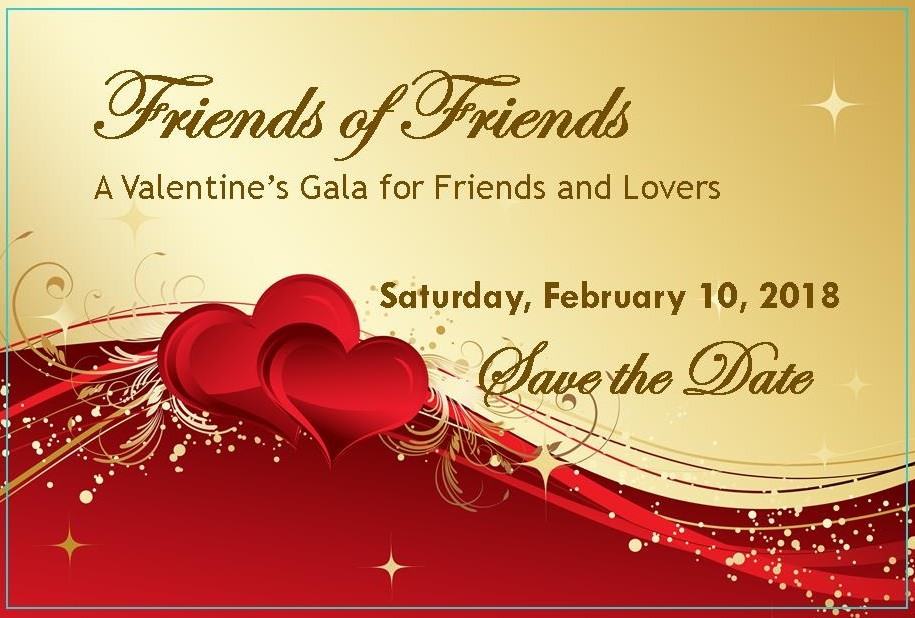 Friends of Friends Valentine's Gala