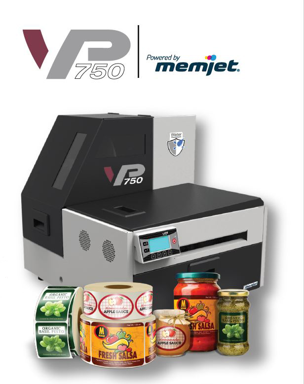 VIP Color Digital Label Printers