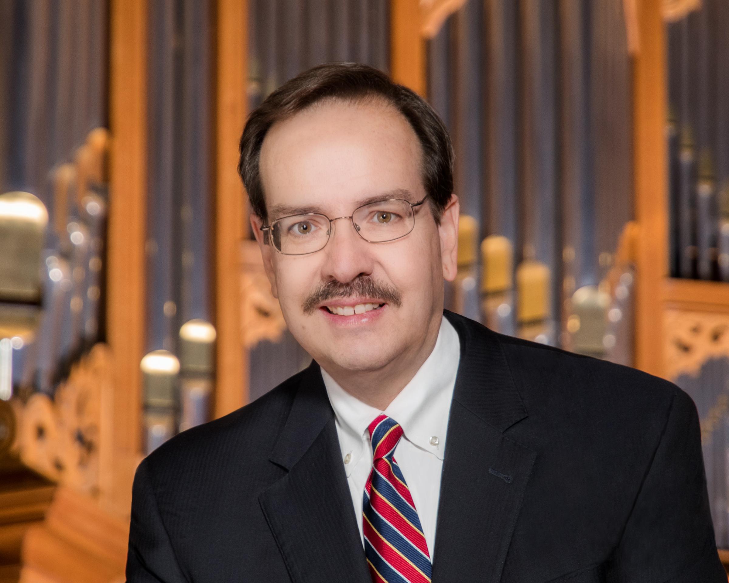 Organ Recital: Charles Tompkins