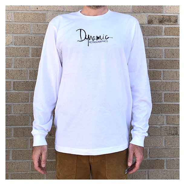 White - Long sleeve