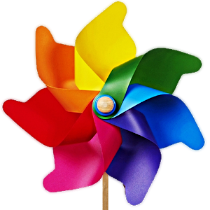 April is National Child Abuse Prevention Month:  Pinwheels to Prevent Child Abuse