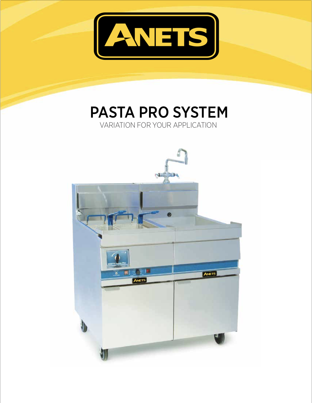Anets Pasta Pro System