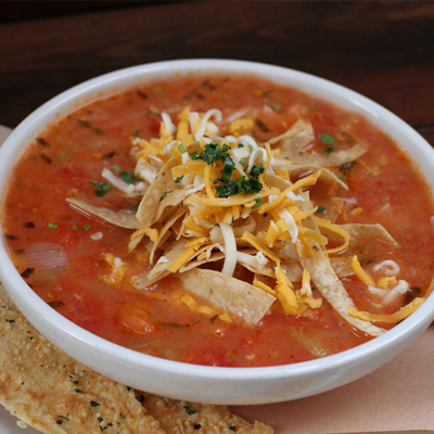 Chicken Tortilla Chili
