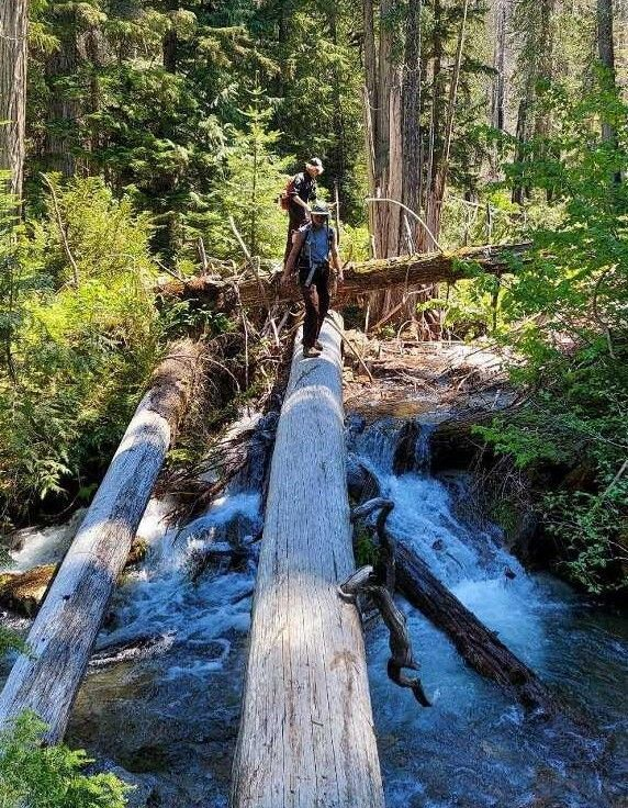 Kootenai Forest: Our First Hitch as a Family
