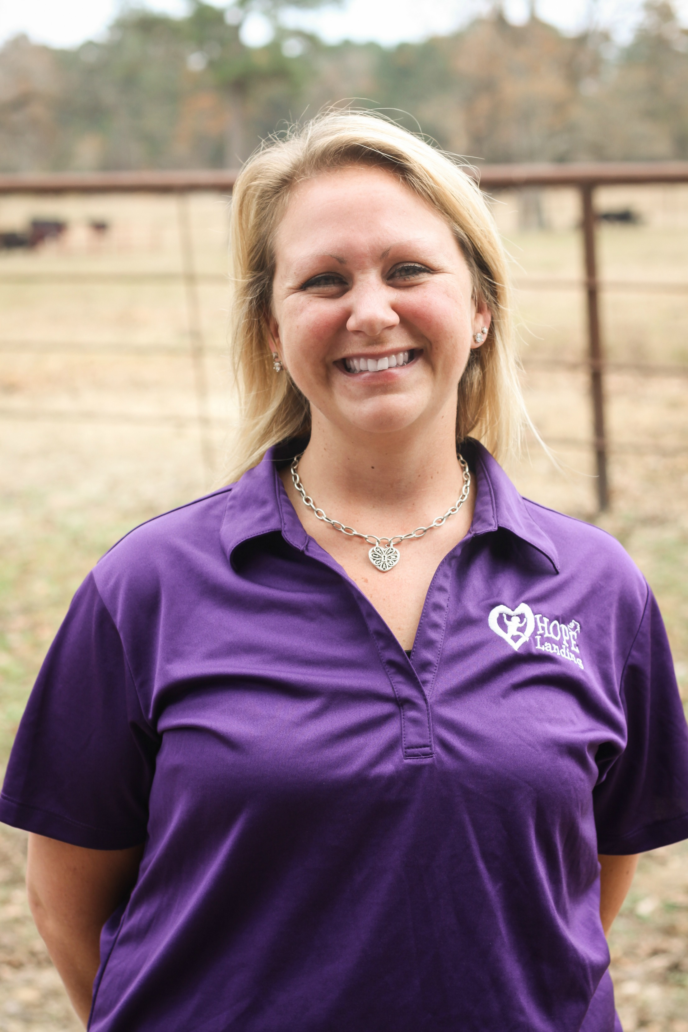 Jennifer Cassell, Equine Therapy Liaison