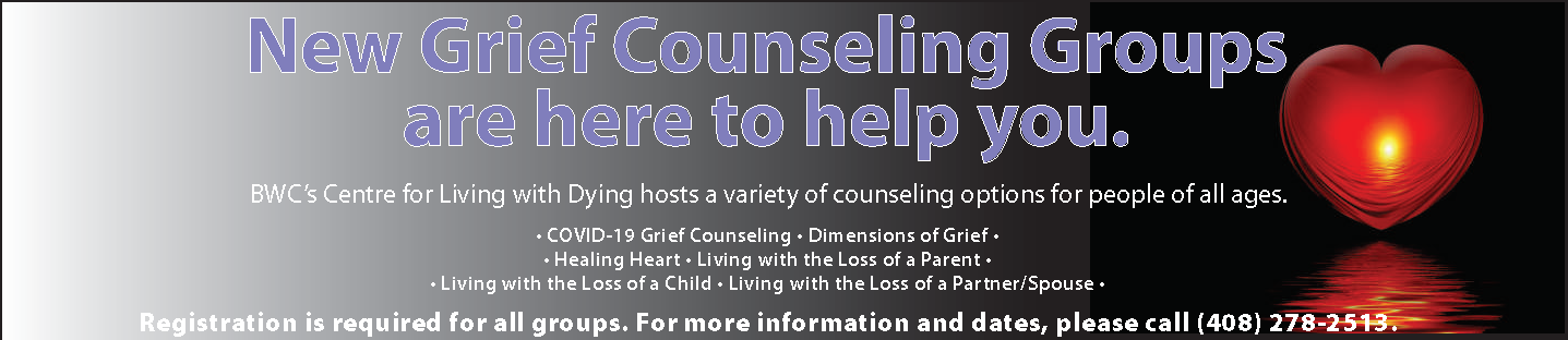BWC Grief Counseling Groups 2020