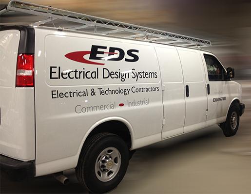 Ed's van